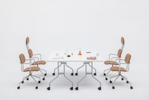 Contemporary folding table mdd 2