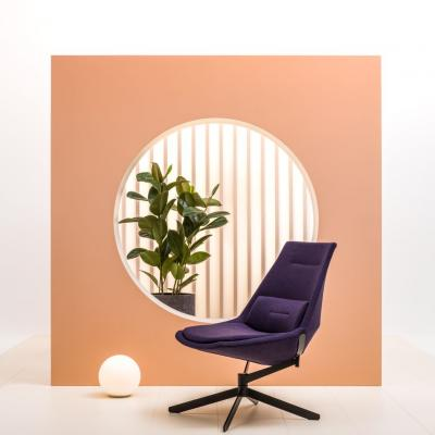 Contemporary office armchair frank mdd 15