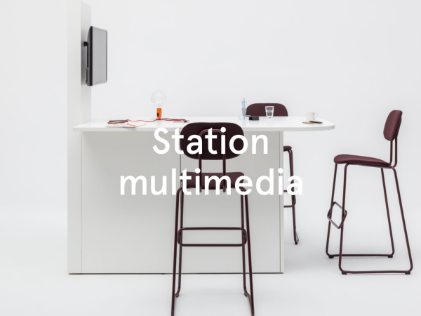 Station multimedia